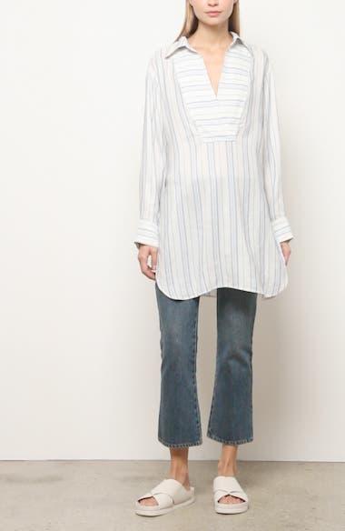 Stripe Tunic Shirt, video thumbnail