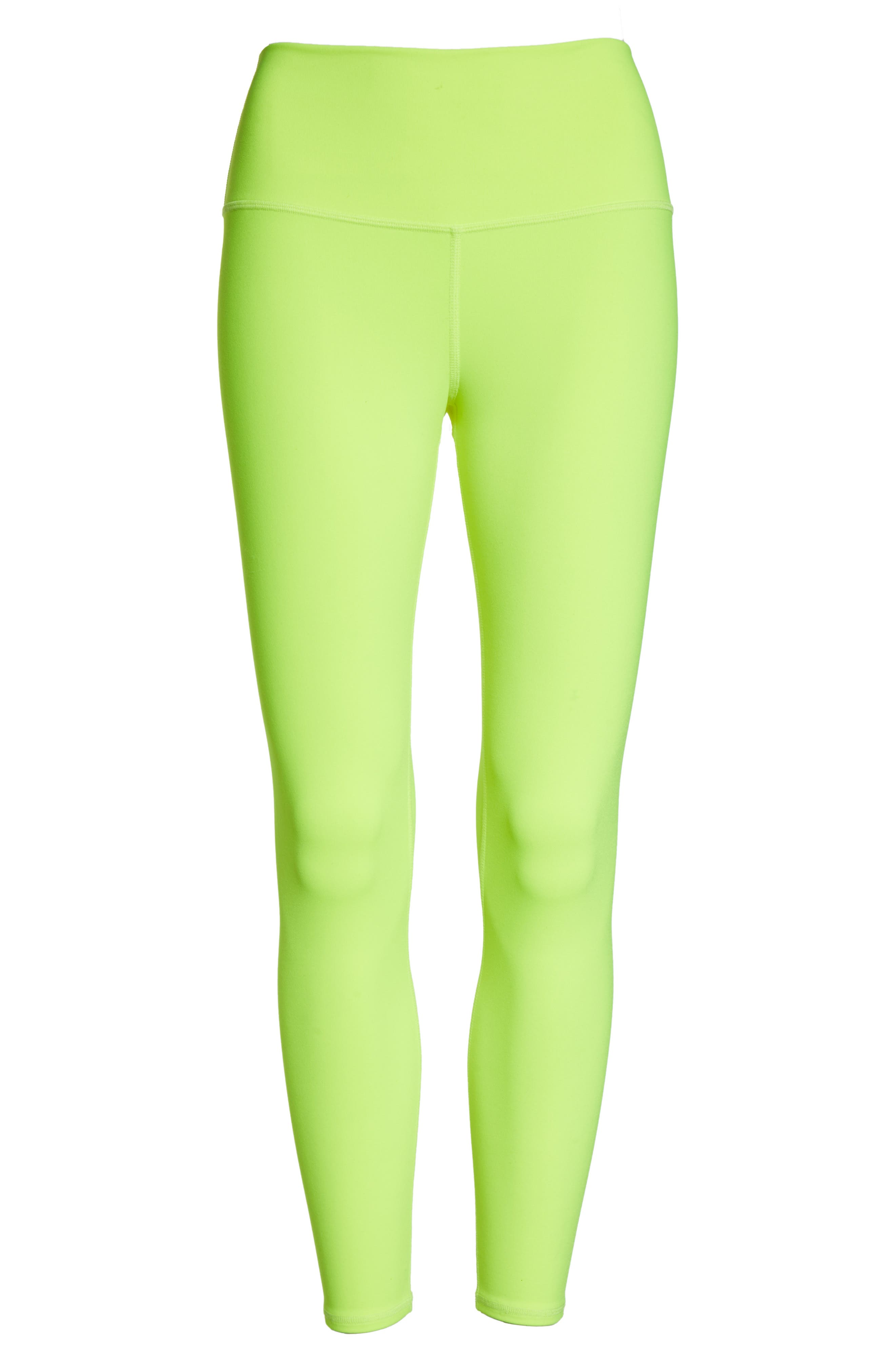 ,                             Airbrush 7/8 High Waist Leggings,                             Alternate thumbnail 7, color,                             HIGHLIGHTER