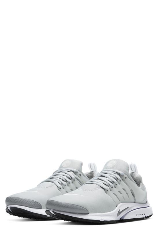 Nike Air Presto Men's Shoe In Grey/ Grey