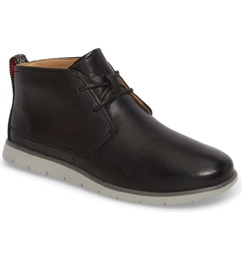 UGG<SUP>®</SUP> Freamon Chukka Boot, Main, color, BLACK