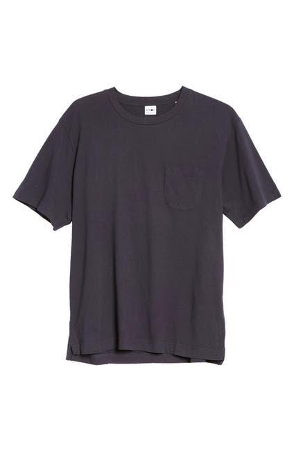 Image of NN07 Dylan 3432 Crewneck Pocket T-Shirt