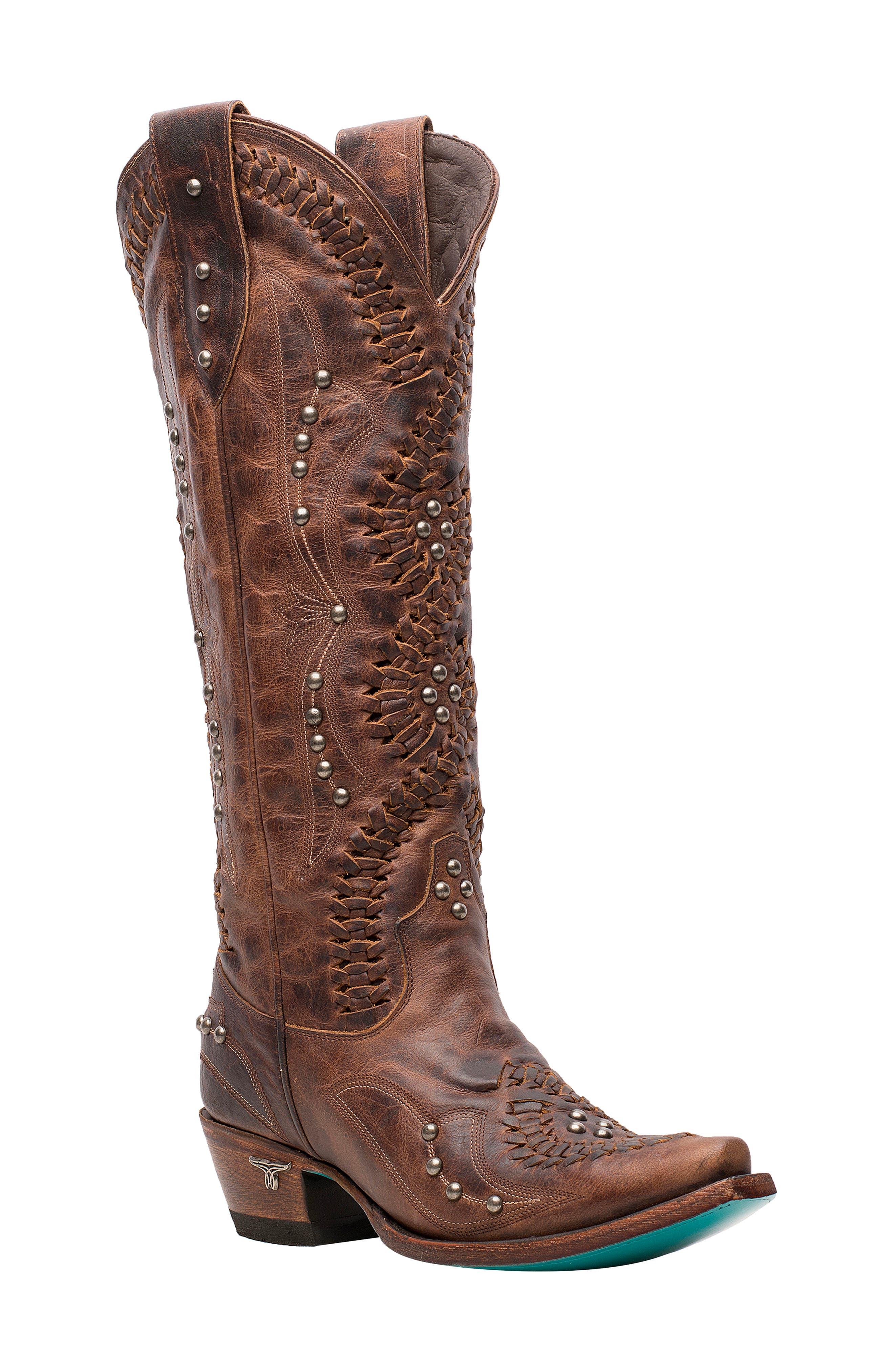 Cossette Western Boot