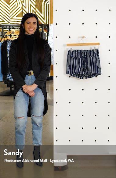 Oceanside Stripe Shorts, sales video thumbnail