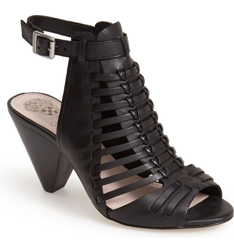 VINCE CAMUTO 'Effel' Sandal, Main, color, 001