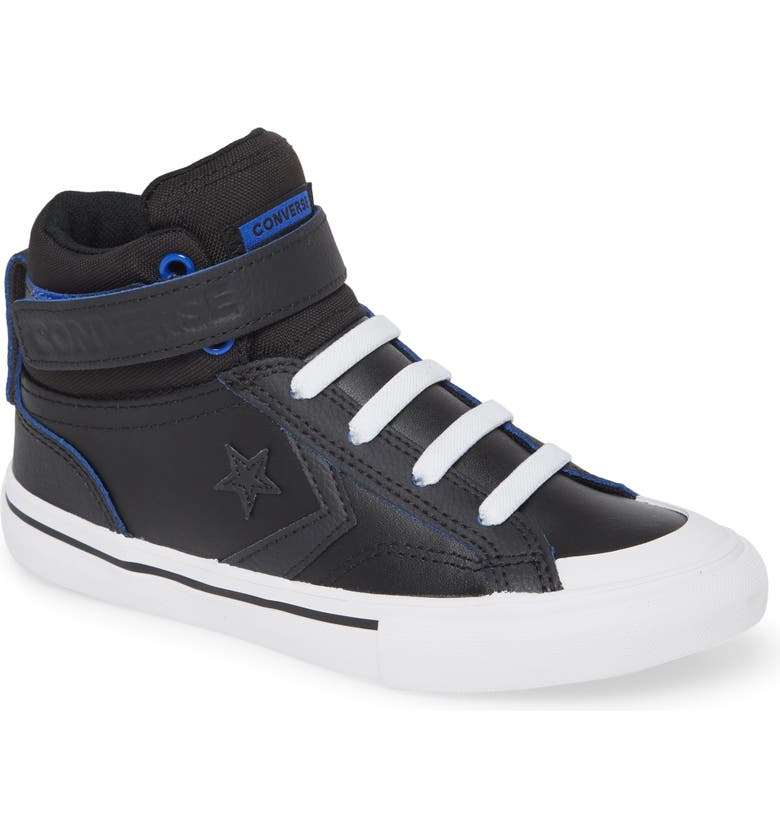 CONVERSE Pro Blaze High Top Sneaker, Main, color, BLACK/ ALMOST BLACK