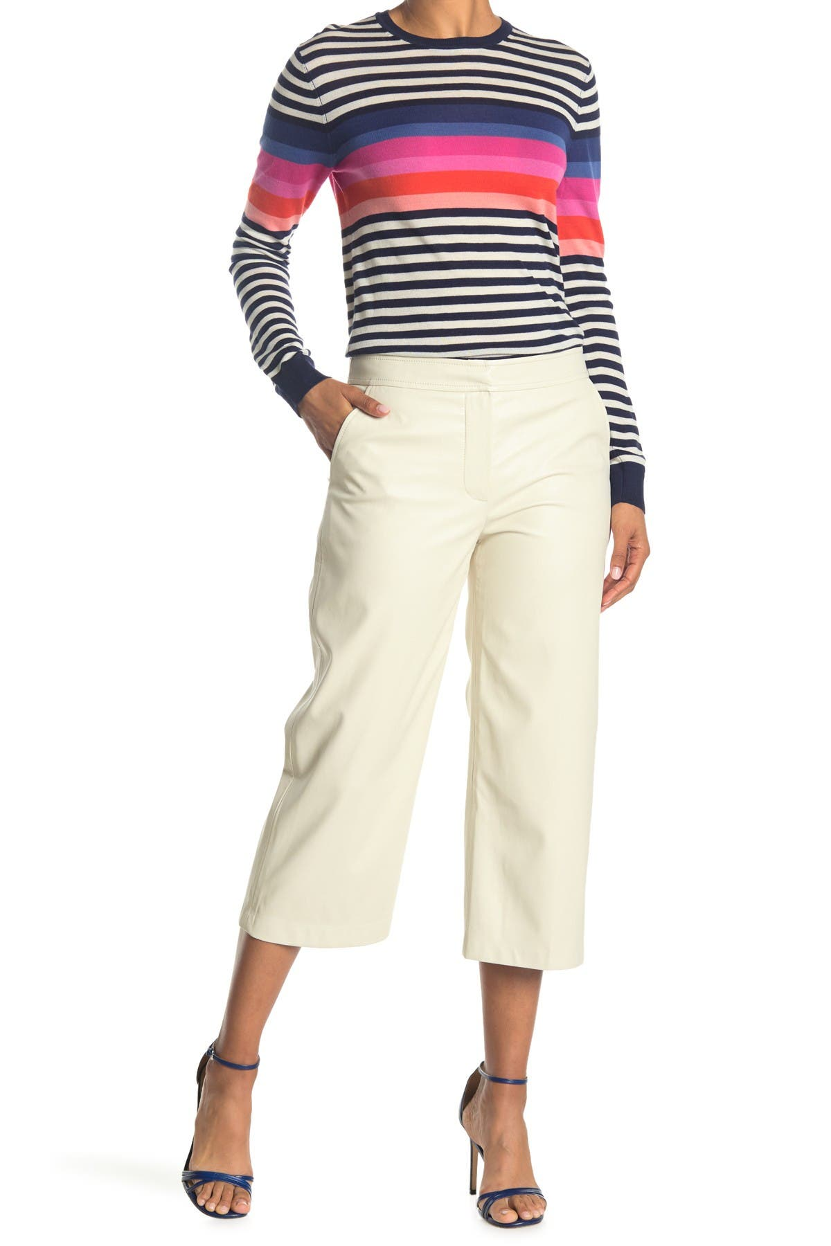 Image of Trina Turk Shae Culotte Pants