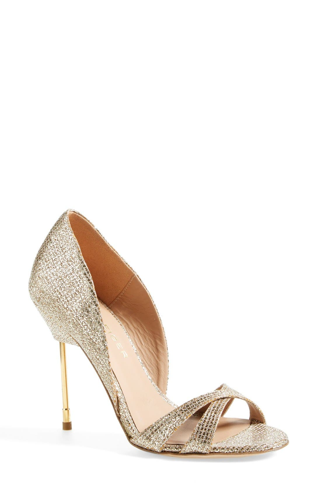 'Beverley' Glitter Pump, Main, color, 220