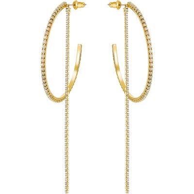 Swarovski Fit Convertible Hoop Earrings