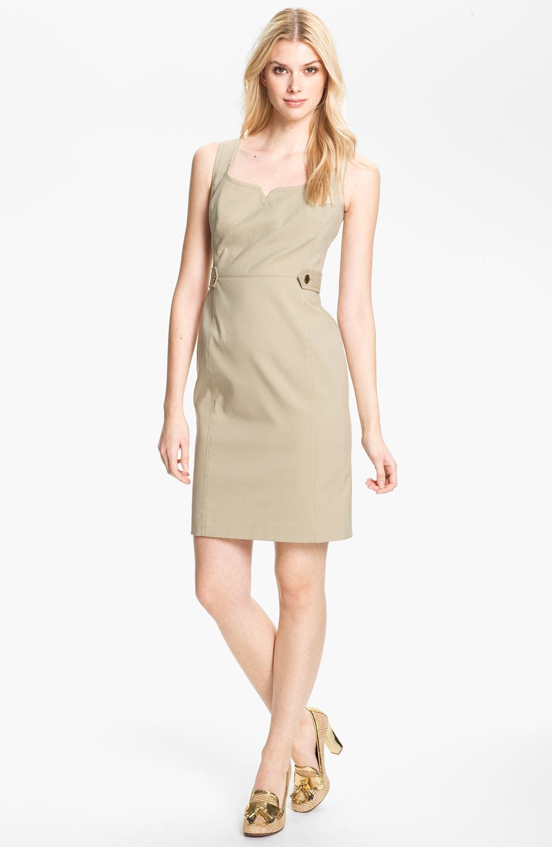,                             'Tayler' Stretch Sheath Dress,                             Main thumbnail 3, color,                             250