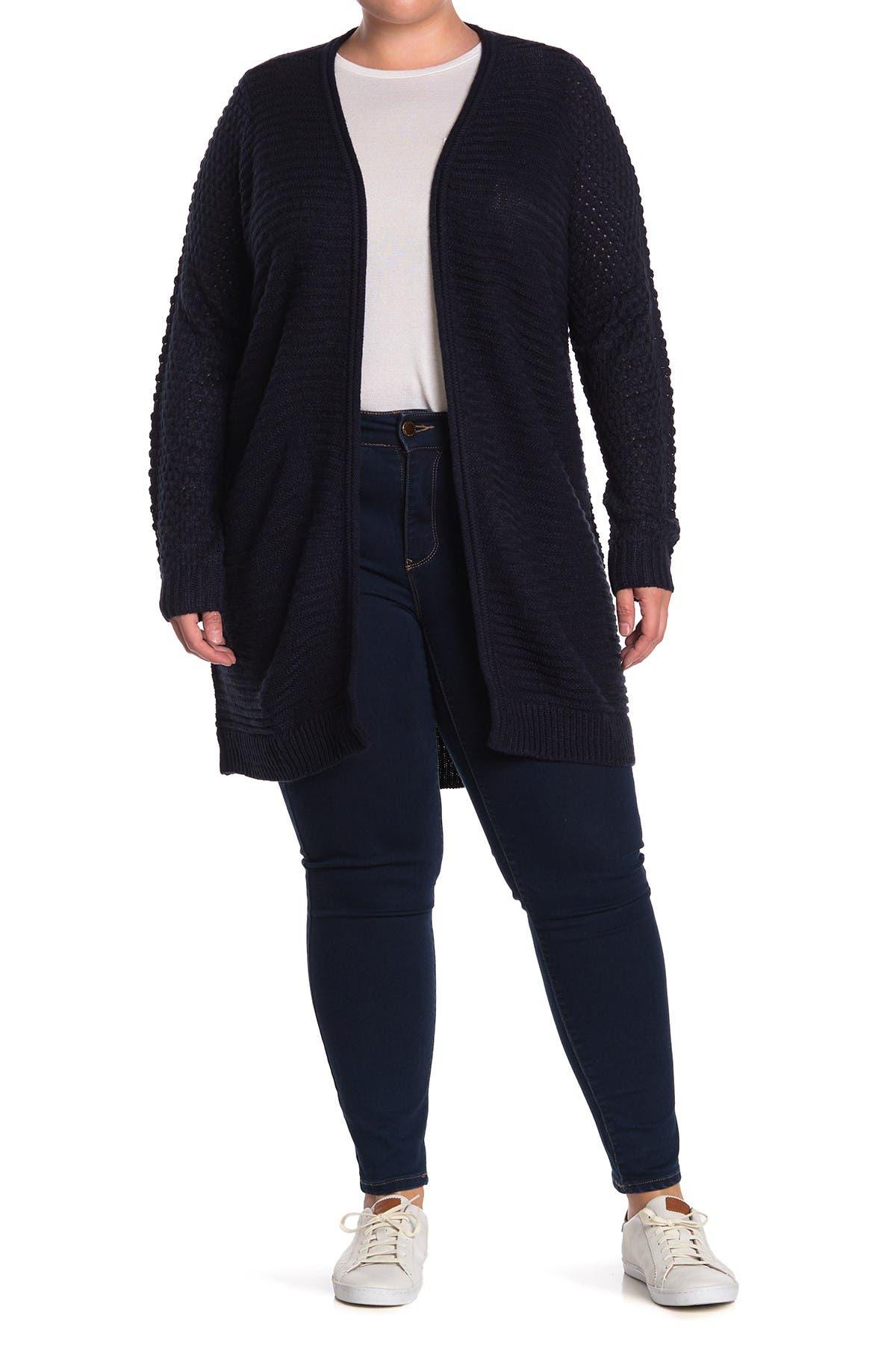 Image of VERO MODA Long Sleeve Open Cardigan