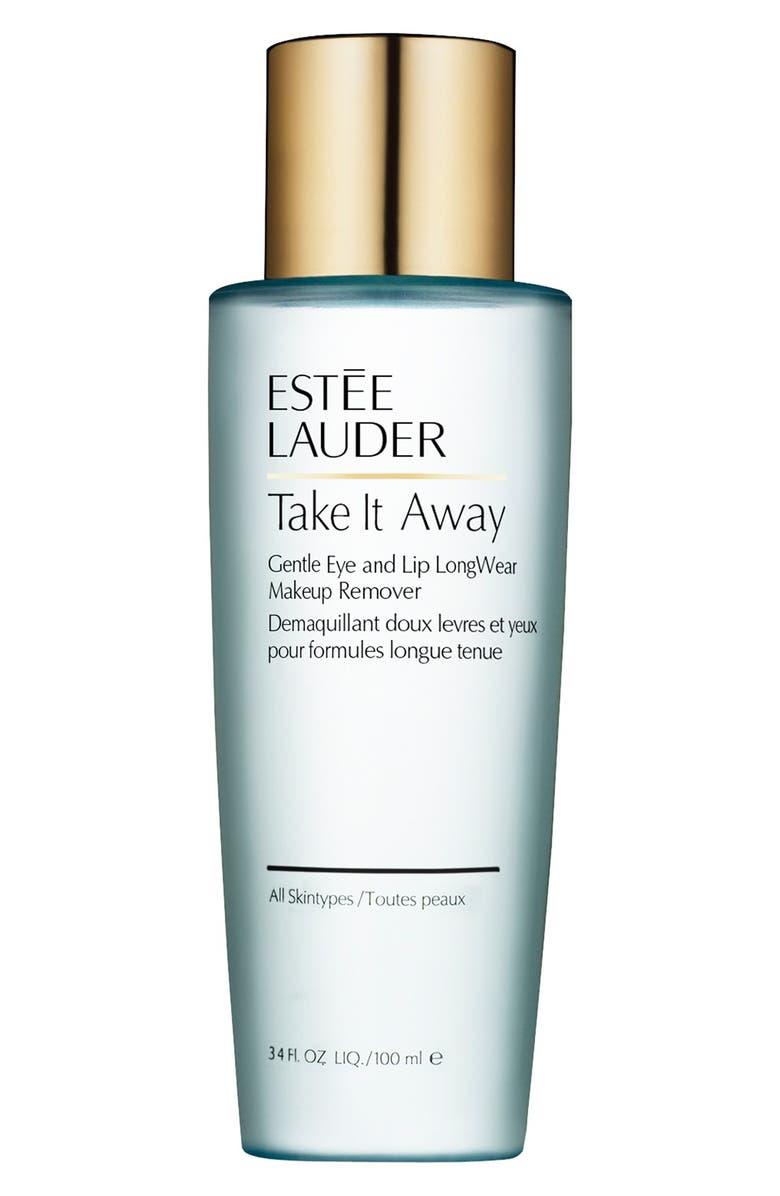 ESTÉE LAUDER Take it Away LongWear Makeup Remover, Main, color, NO COLOR