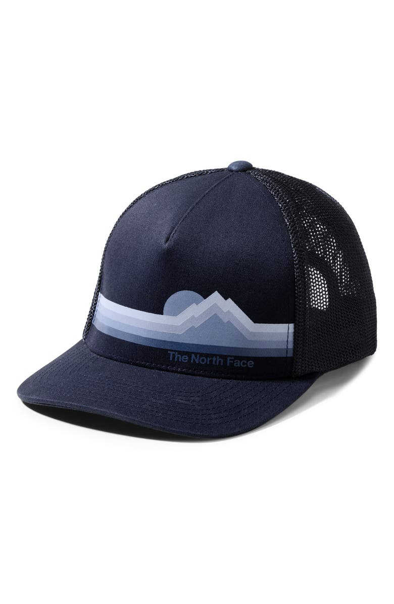 THE NORTH FACE Keep It Structured Trucker Hat, Main, color, 401