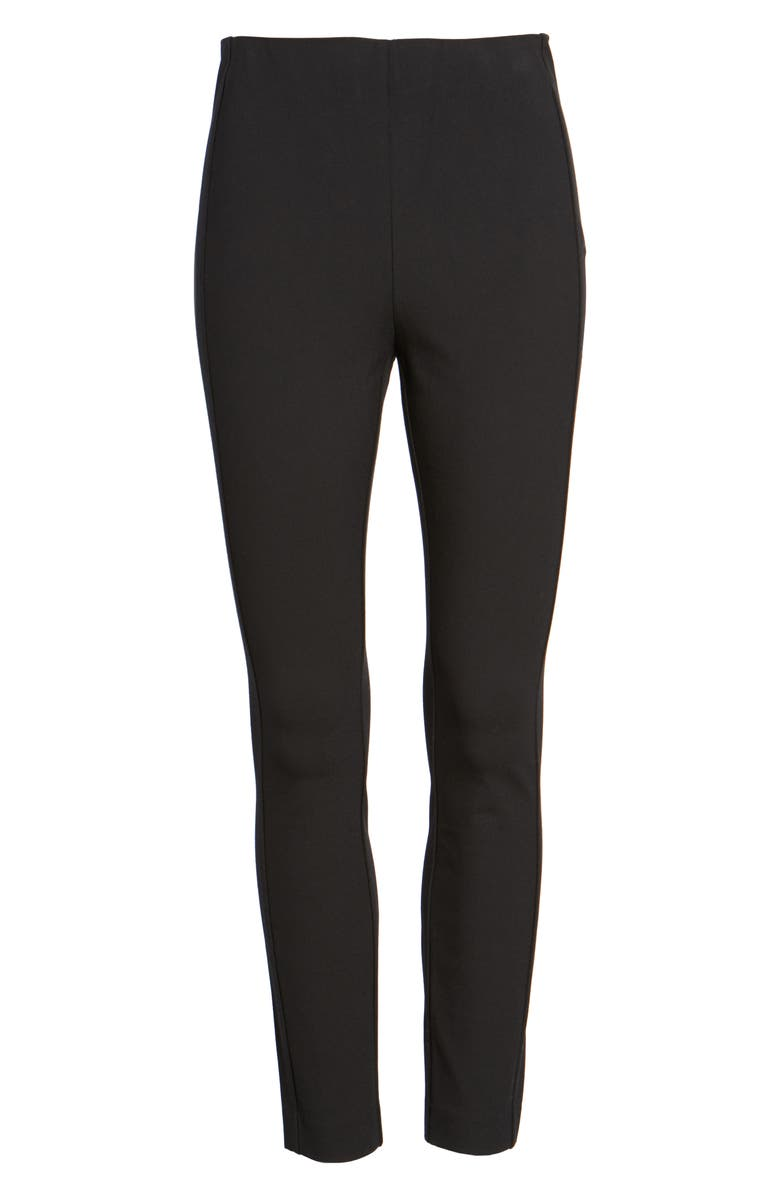 RAG & BONE 'Simone' Slim Ankle Pants, Main, color, BLACK