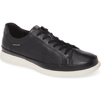 Mephisto Thomas Sneaker- Black