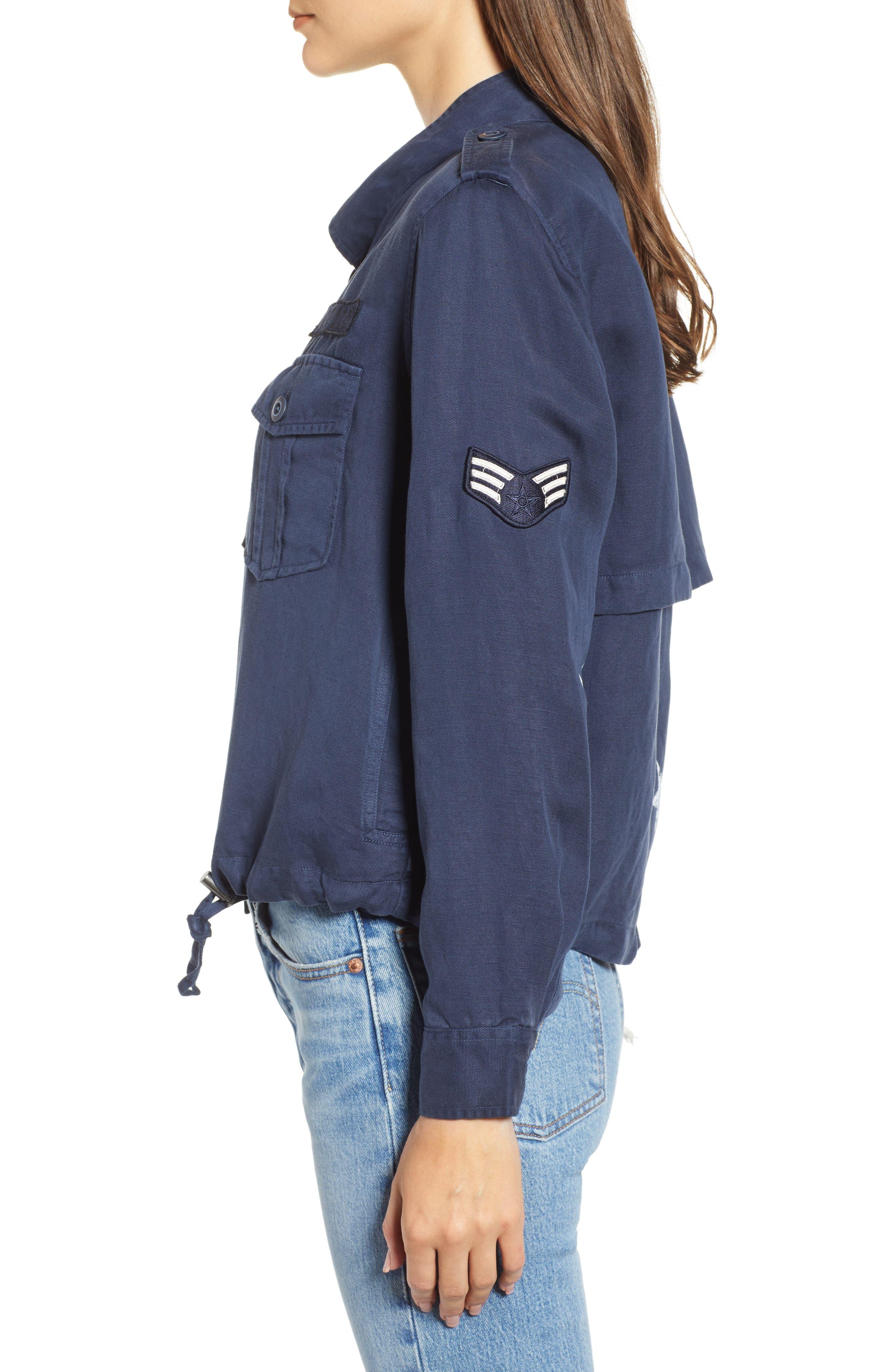 Rails Grant Crop Jacket
