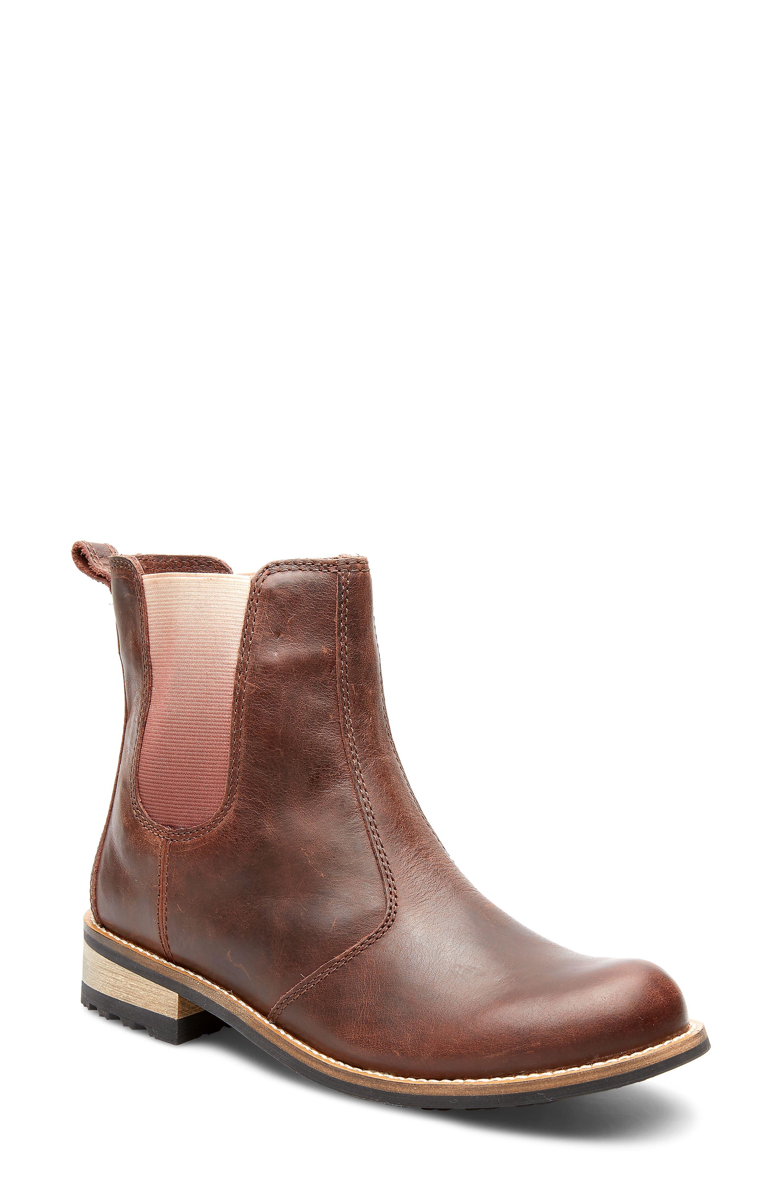 Alma Waterproof Chelsea Boot