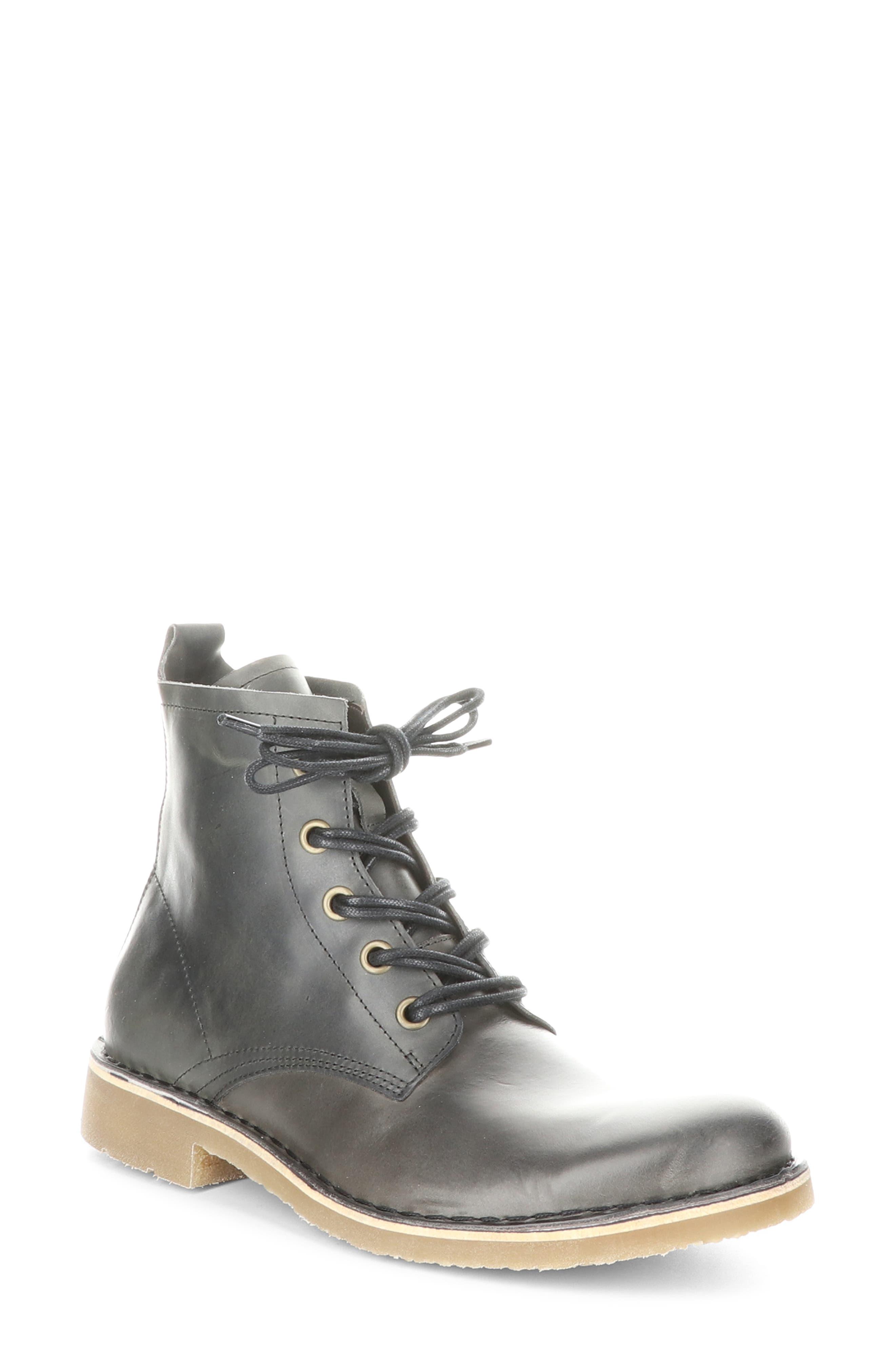 Rafi Plain Toe Boot