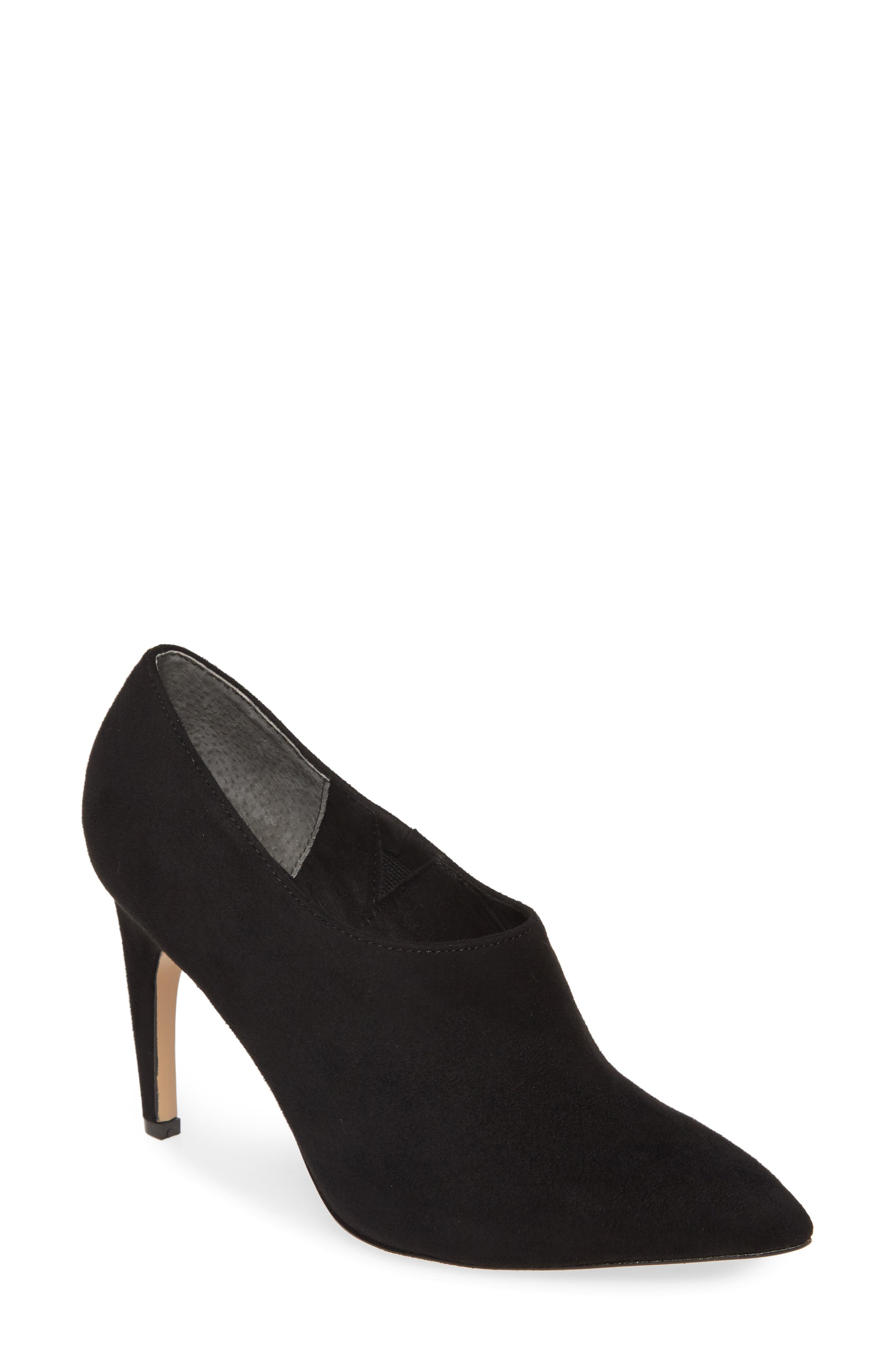 Charles By Charles David Oxy Shaftless Bootie, Black