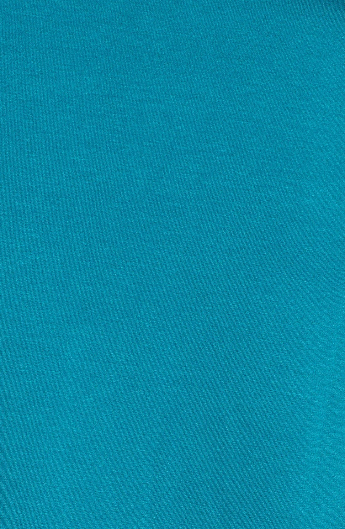 ,                             One-Button Fleece Wrap Cardigan,                             Alternate thumbnail 104, color,                             369