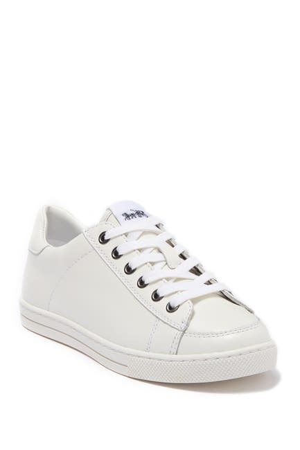 Image of Coach Porter Leather Fashion Sneaker