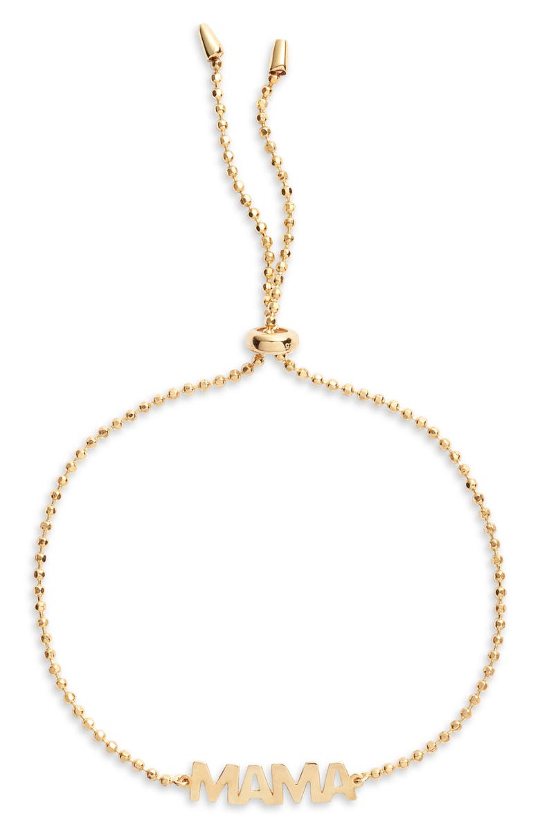ARGENTO VIVO Mama Slider Bracelet, Main, color, 710