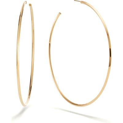Lana Jewelry Casino Hollow Hoop Earrings