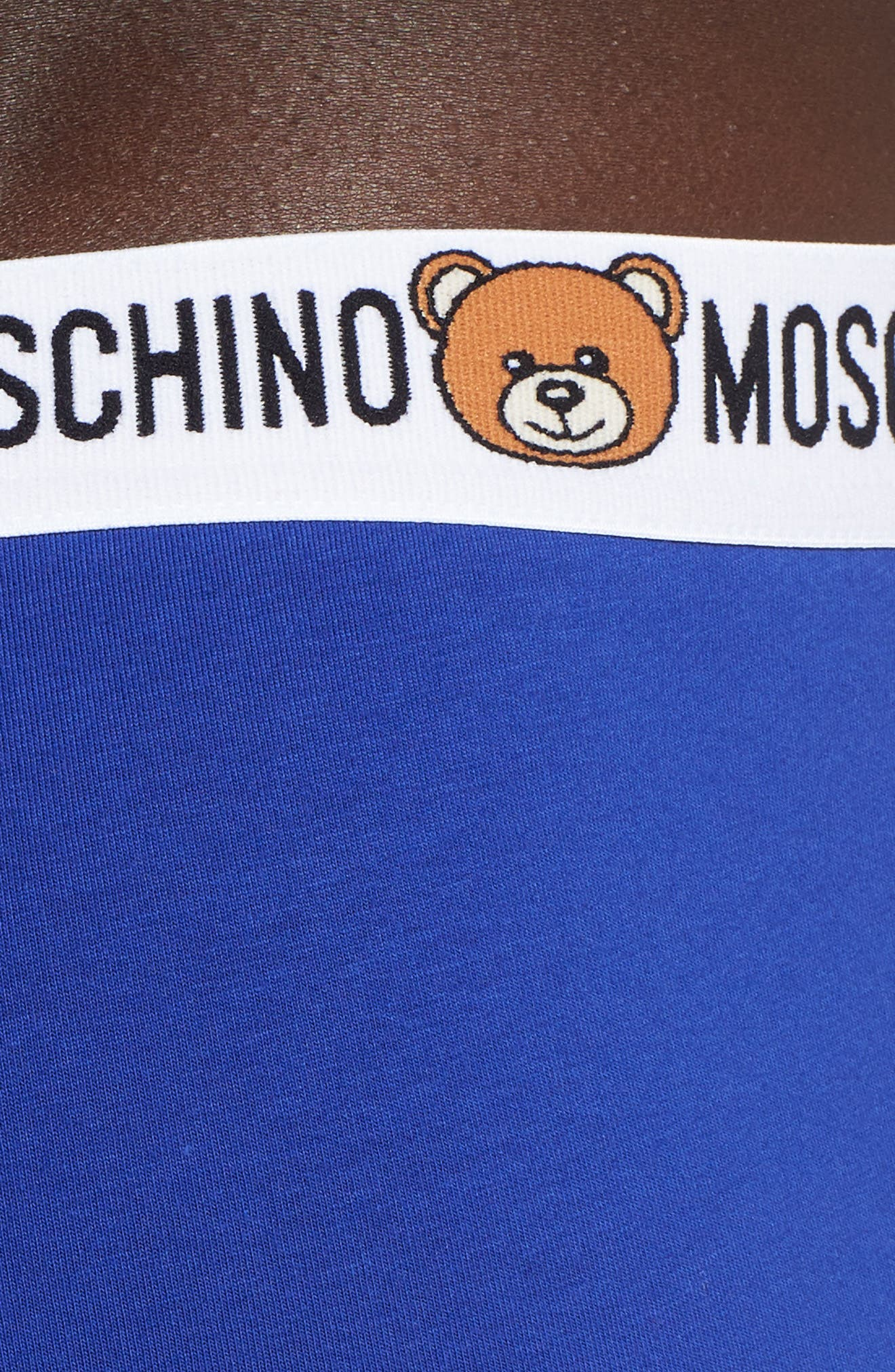 Moschino Pants Underbear Trunks