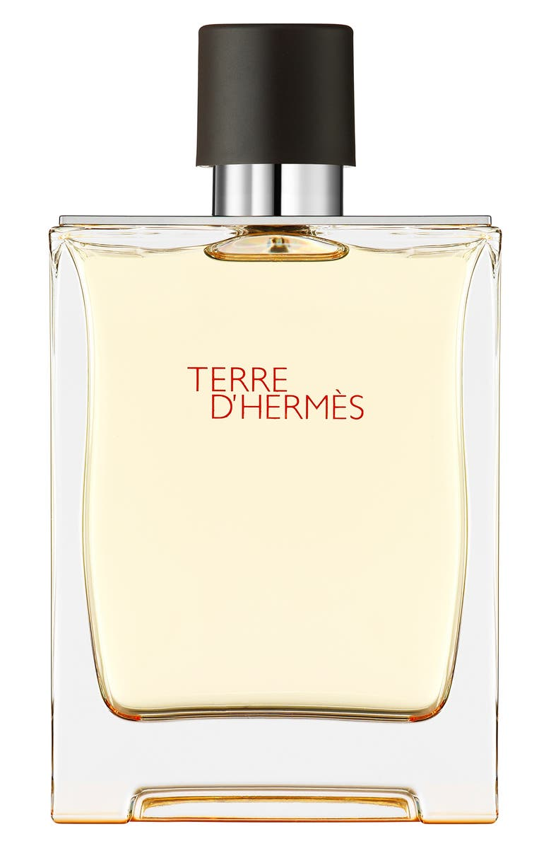 HERMÈS Terre d'Hermès - Eau de toilette, Main, color, NO COLOR