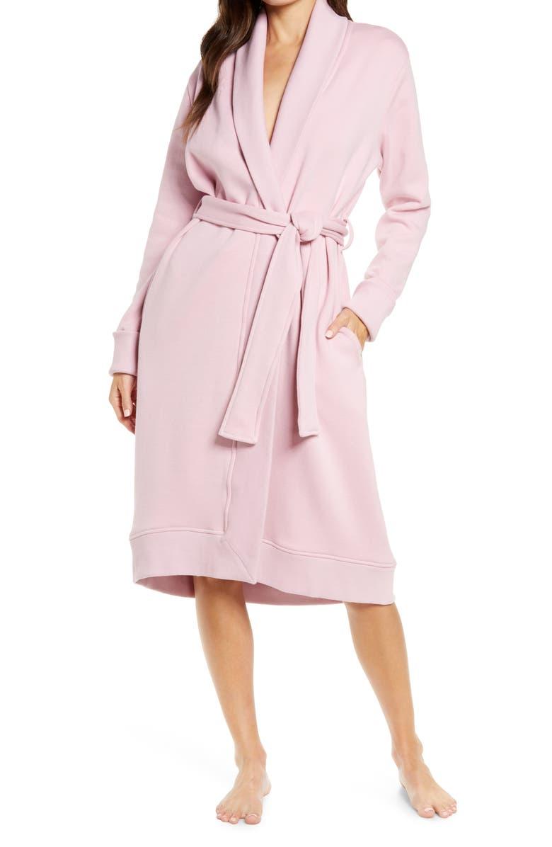 UGG<SUP>®</SUP> UGG Karoline Fleece Robe, Main, color, 531