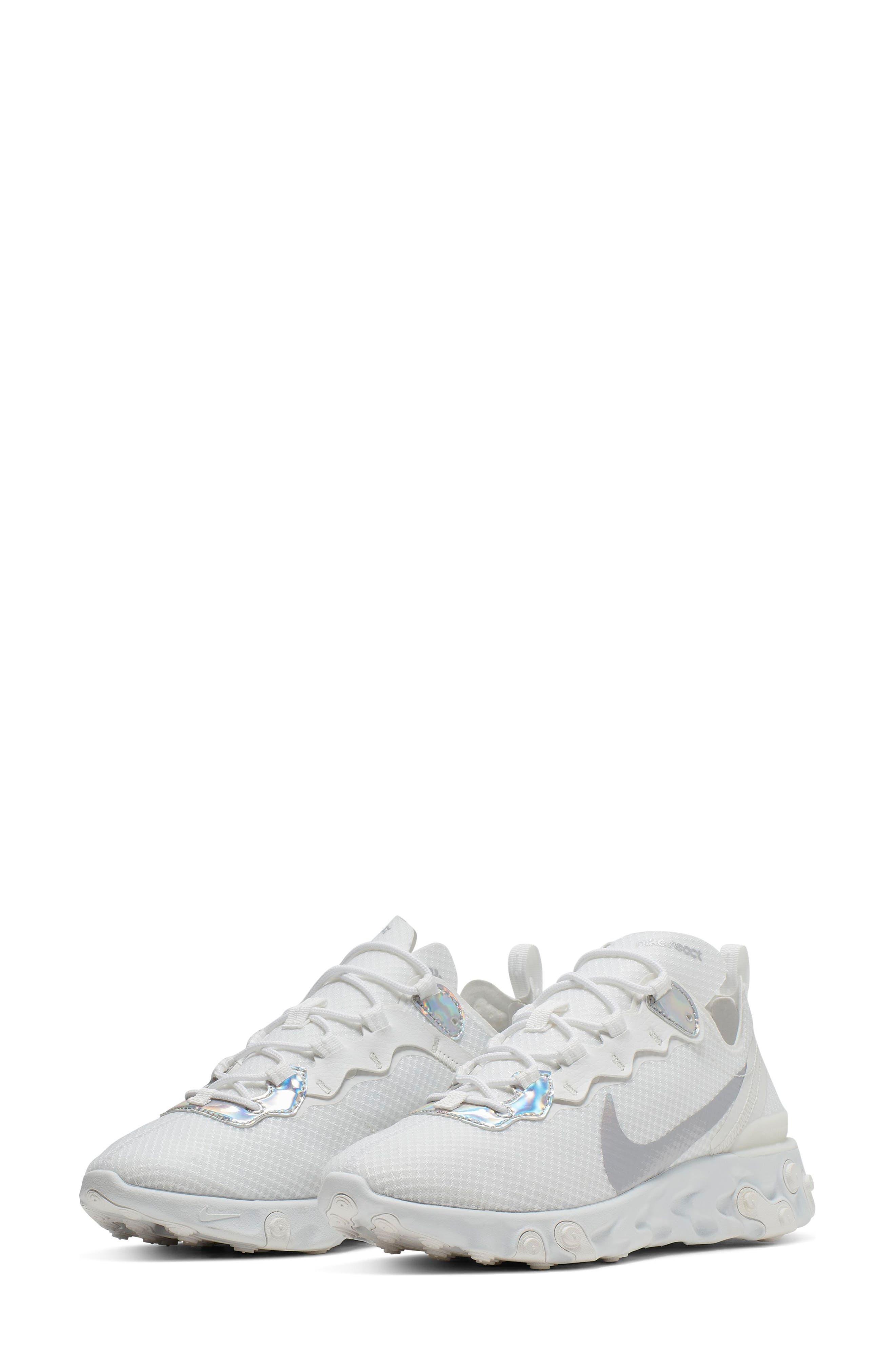 Nike React Element 55 Sneaker (Women