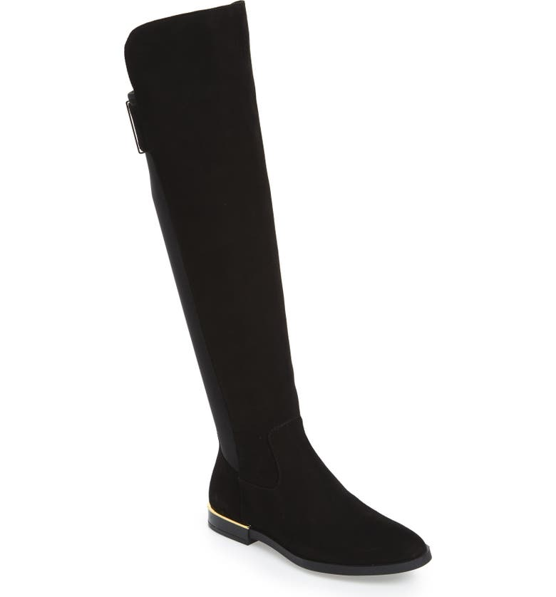 796341e6d76a Calvin Klein Priya Over the Knee Boot (Women) | Nordstrom