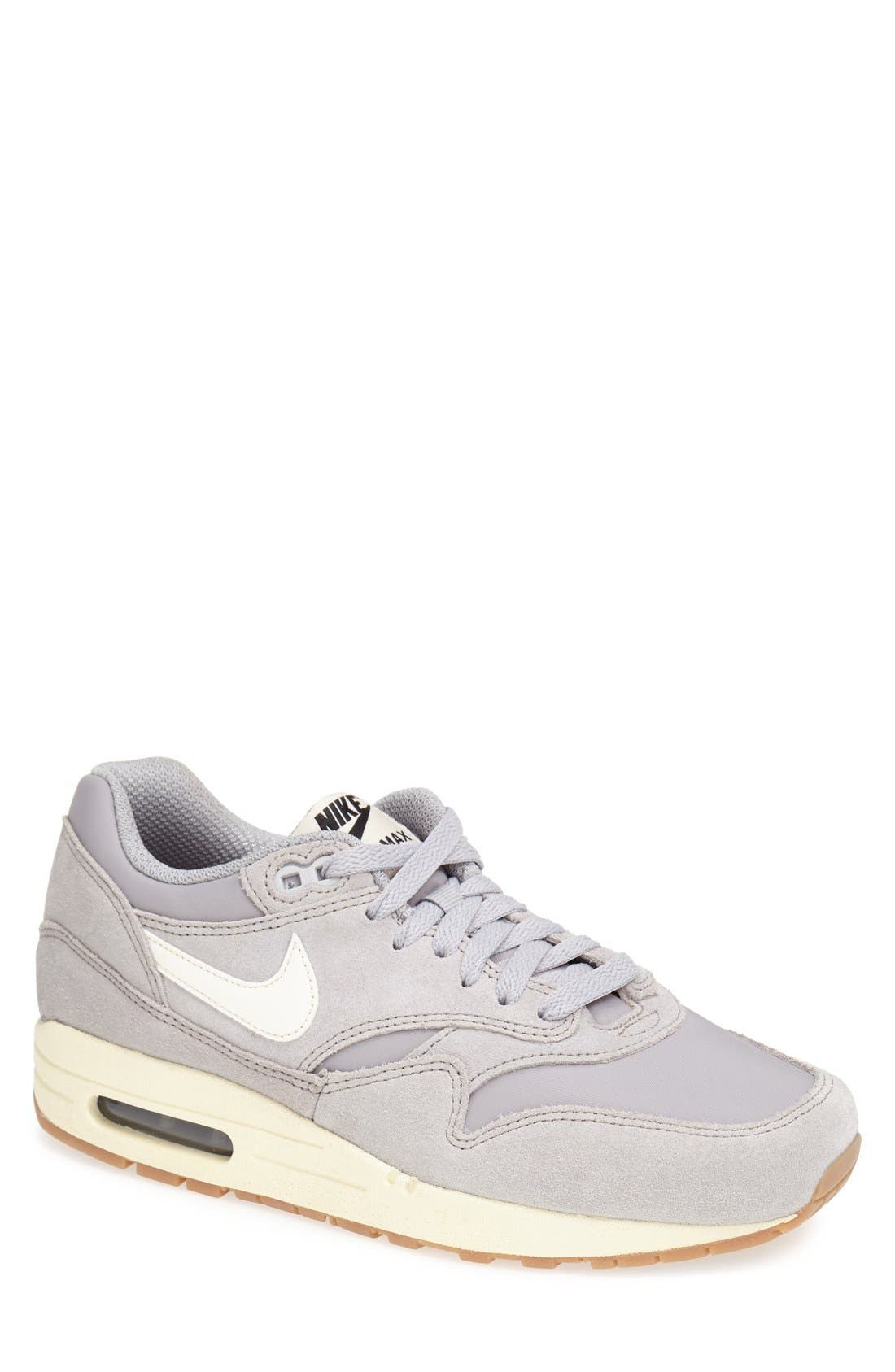 ,                             'Air Max 1 Essential' Sneaker,                             Main thumbnail 41, color,                             055