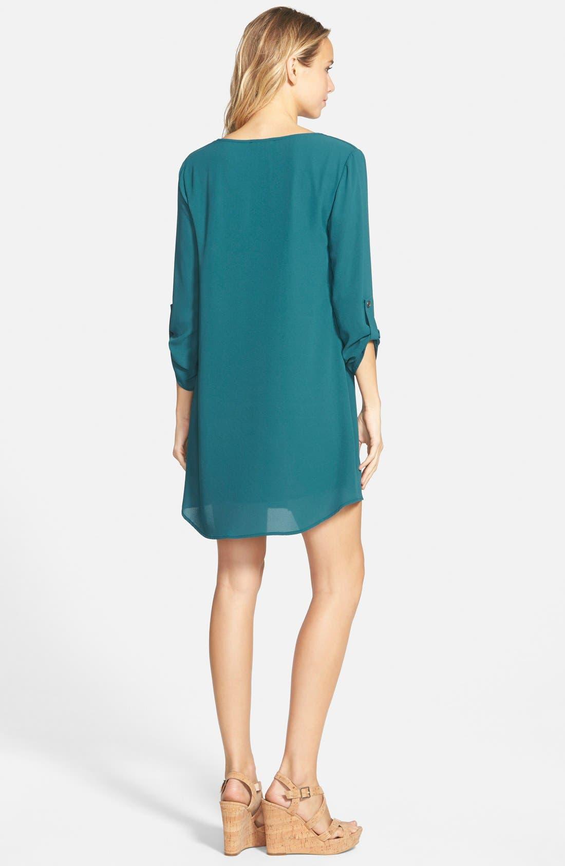 ,                             Karly Shift Dress,                             Alternate thumbnail 54, color,                             404