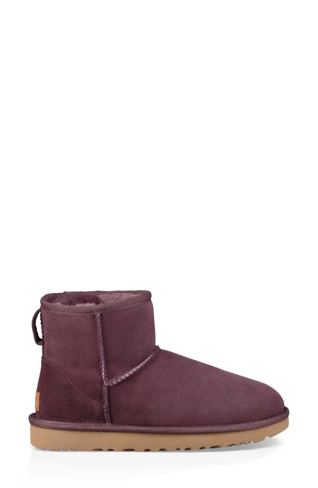 ,                             Classic Mini II Genuine Shearling Lined Boot,                             Alternate thumbnail 65, color,                             553