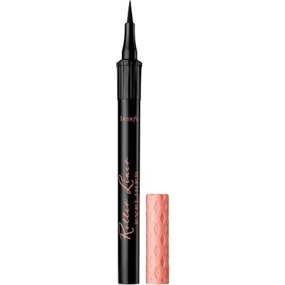 Benefit Roller Liner Matte Liquid Eyeliner, .01 oz - Black