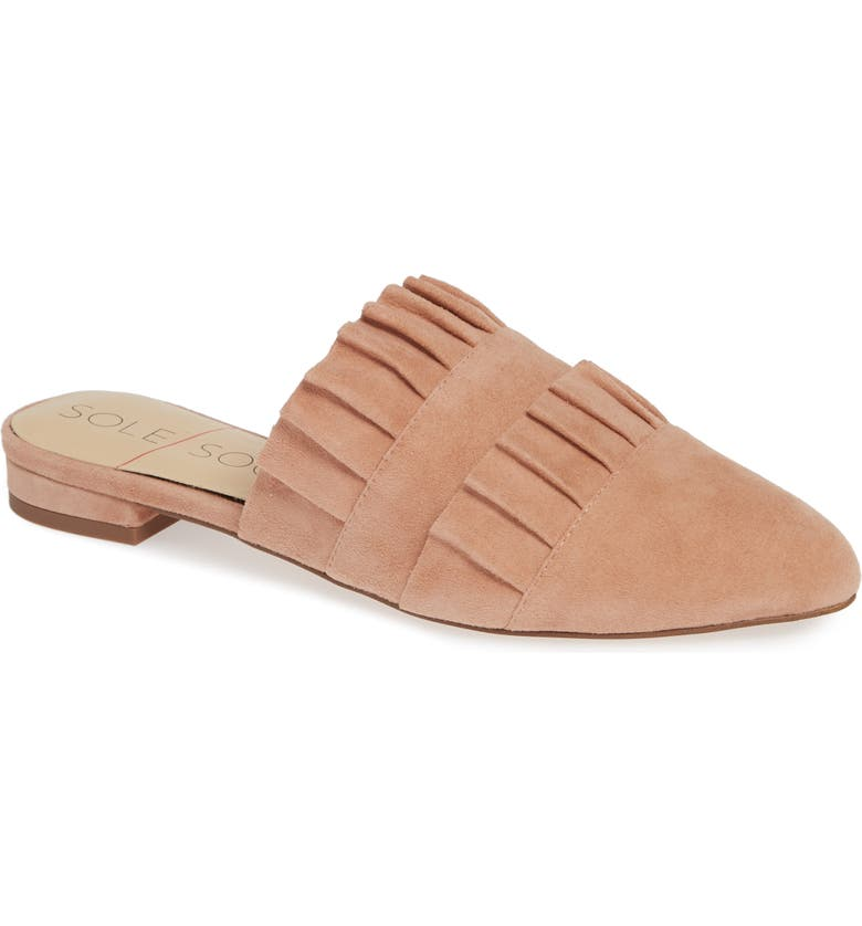 SOLE SOCIETY Pollina Mule, Main, color, 650