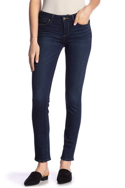 Image of PAIGE Skyline Ankle Skinny Jeans