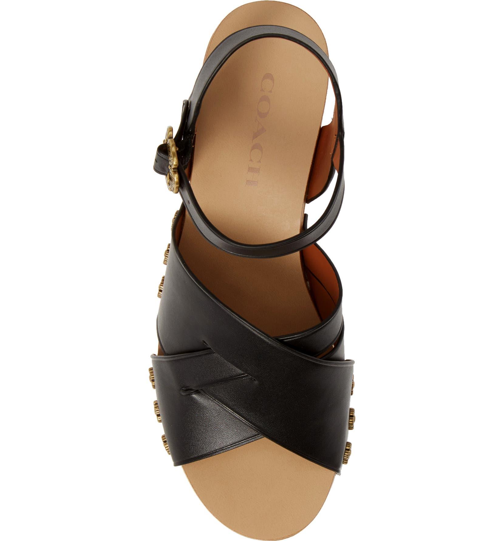 fc27882c03 COACH Nessa Clog Platform Sandal (Women) | Nordstrom