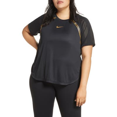 Plus Size Nike Glam Dunk Performance Top