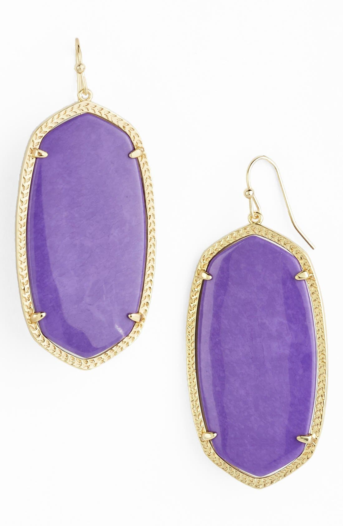 ,                             'Danielle' Oval Statement Earrings,                             Main thumbnail 48, color,                             530