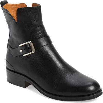 Rag & Bone Abel Moto Boot, Black