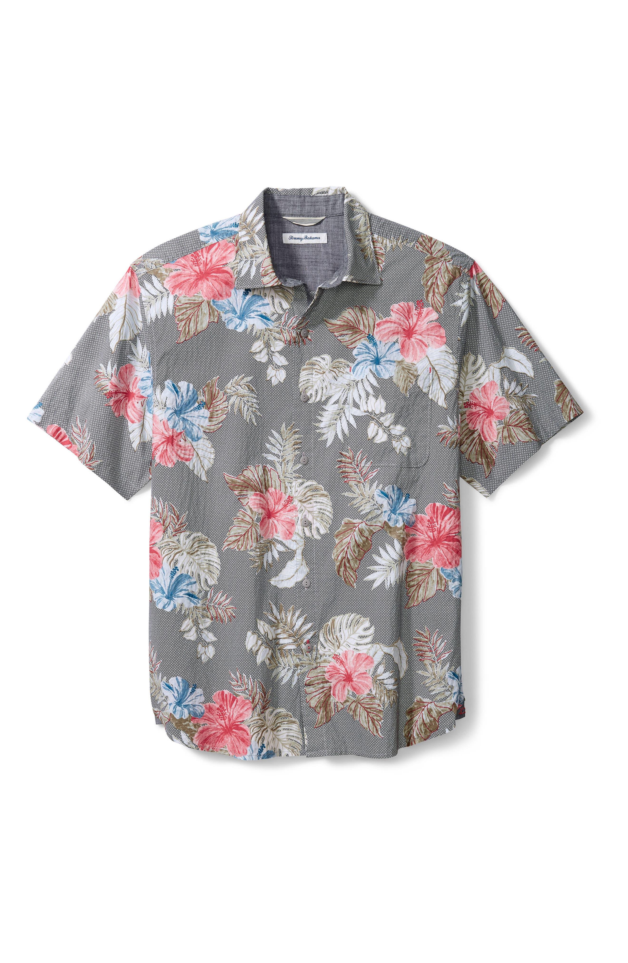 Men's Big & Tall Tommy Bahama Bora Bora Button-Up Shirt