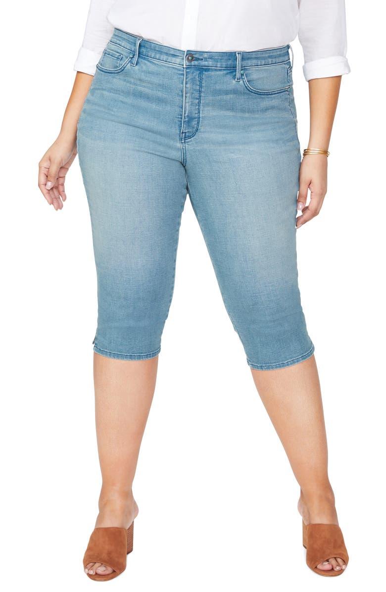 NYDJ Skinny Capri Jeans, Main, color, ARROYO