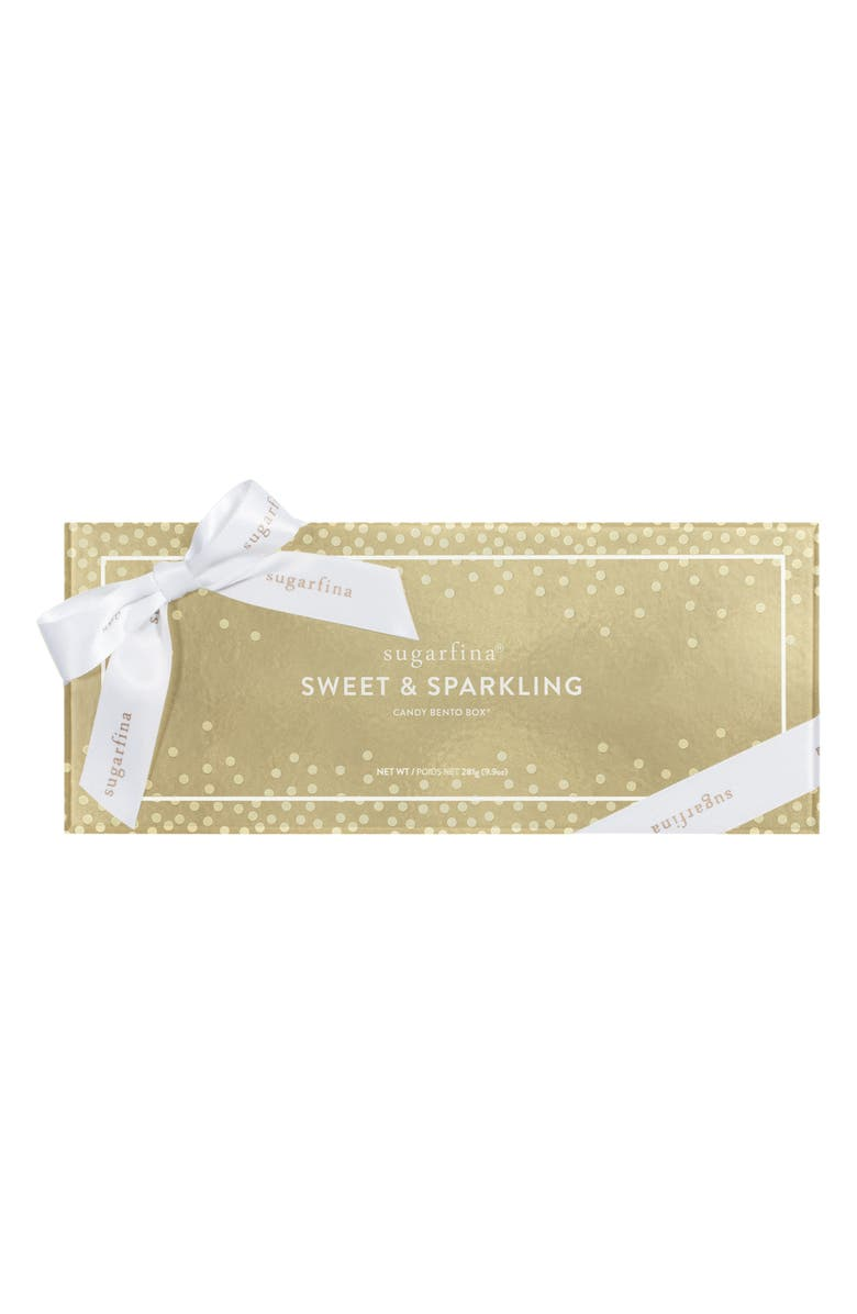 SUGARFINA Sweet & Sparkling Set of 3 Candy Boxes, Main, color, 710