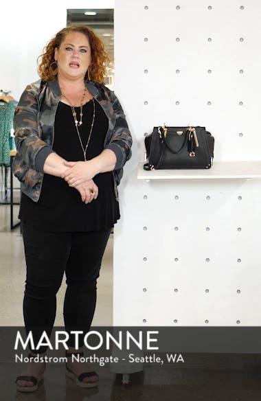Dreamer Leather Bag, sales video thumbnail
