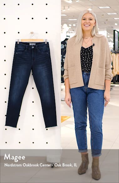 High Waist Ankle Jeans, sales video thumbnail