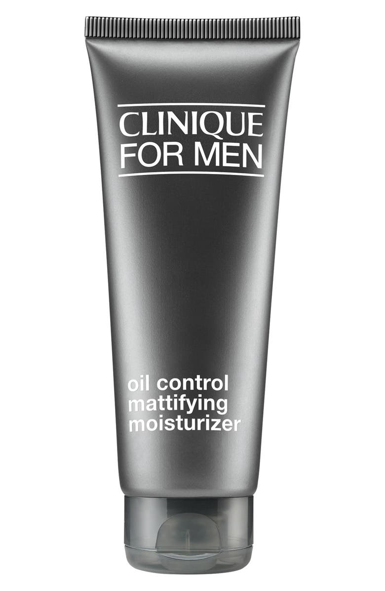 CLINIQUE for Men Oil Control Mattifying Moisturizer, Main, color, NO COLOR