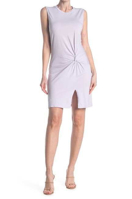 Image of Stateside Supima Side Twist Tank Dress
