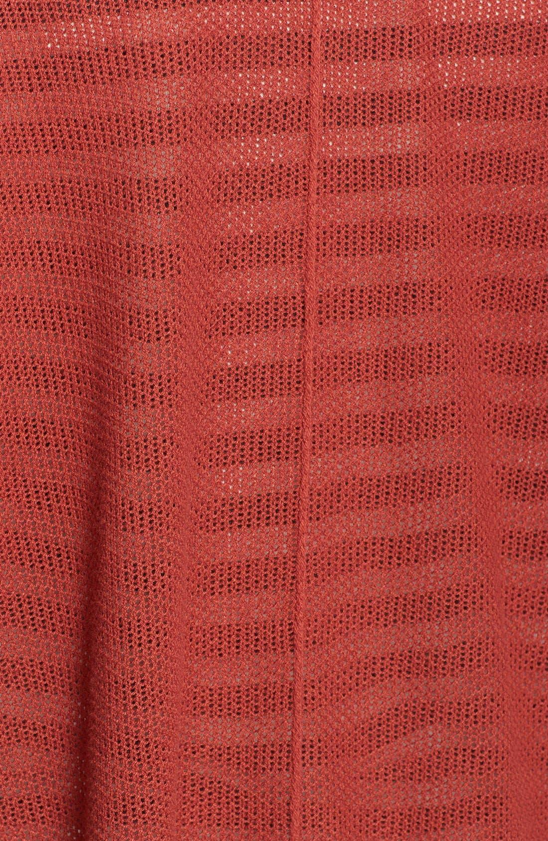 ,                             Open Knit Cardigan,                             Alternate thumbnail 13, color,                             601