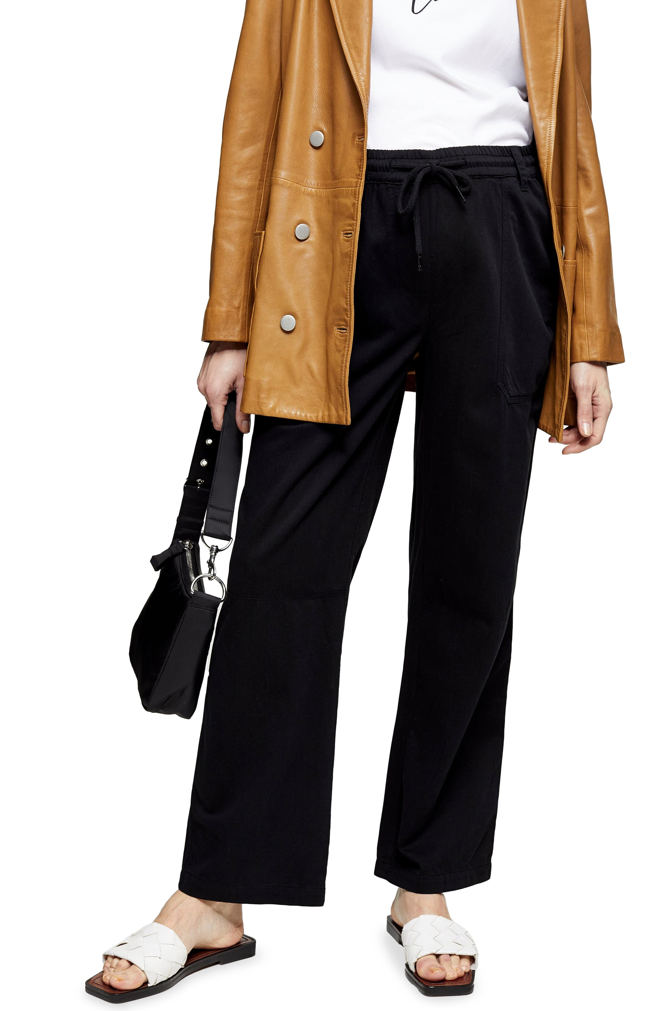 Topshop Cory Maternity Slouch Pants | Nordstrom